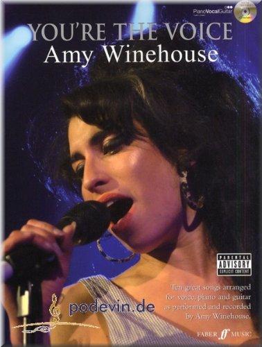 re The Voice - Noten Songbook [Musiknoten] ()