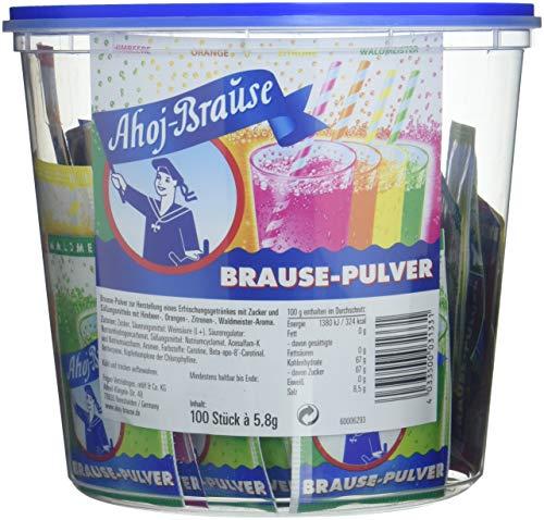 Frigeo Ahoj-Brause-Pulver