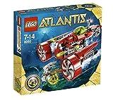 LEGO Atlantis 8060  - Turbo-sottomarino
