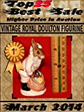 Top25 Best Sale - Higher Price in Auction - March 2014 - Vintage Royal Doulton Figurine