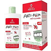 Phyto Anti-Laus Lotion 200 ml & Anti-Laus Kamm