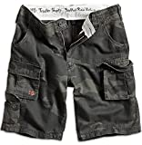 Surplus Herren Shorts Gr. Medium, Mehrfarbig - Multicoloured - Blackcamo