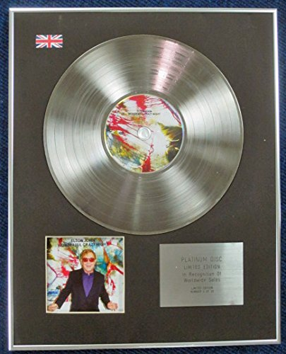 elton-john-limited-edition-cd-platinum-disc-wonderful-crazy-night
