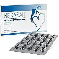 Nerasan - Potenciador del Rendimiento Físico y Sexual Para Hombres - Pastillas Para Virilidad, Fuerza y Resistencia