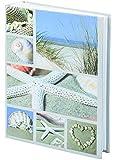 Idena 540587 Einsteckalbum Meer, für 200 Fotos im Format 10 x 15 cm