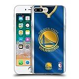 Head Case Designs Offizielle NBA Jersey Strasse 2018/19 Golden State Warriors Soft Gel Hülle für iPhone 7 Plus/iPhone 8 Plus