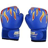Kinder Boxhandschuh Training Pad Cartoon MMA 1/Paar f/ür Kinder 3 YIFEIKU Co.,Ltd..... 12/Jahren