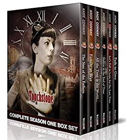 Touchstone Season One - Complete eBook Box Set: The time travel saga that spans a century (Touchstone Collections 1) (English Edition) van [Conway, Andy]
