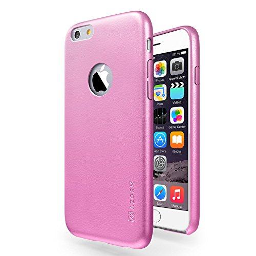funda-iphone-6-6s-plus-55-azorm-classic-edition-rosa-fina-aspecto-de-cuero-premium-interior-de-micro