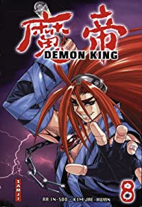 Demon King Edition simple Tome 8