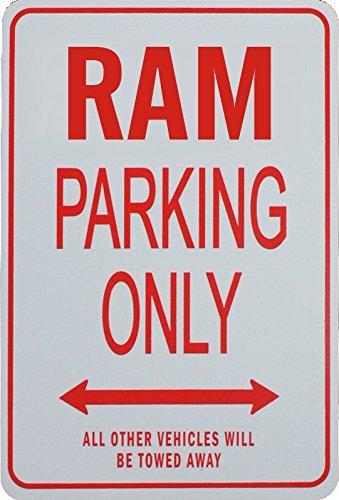 ram-parkplatz-nur-zeichen-dodge