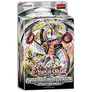 Yu-Gi-Oh! YGO Cyber Dragon Revolution Structure Deck