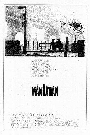 Manhattan Poster (68,5cm x 100cm)