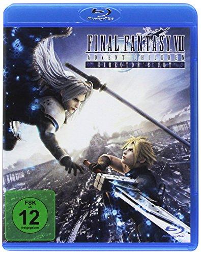 Final Fantasy VII: Advent Children (Director's Cut) [Blu-ray] - Türkisch-fell