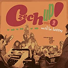 Czech Up! Vol 2: We'd Be Happy [VINYL]