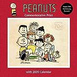 Peanuts Commemorative Print With 2020 Calendar