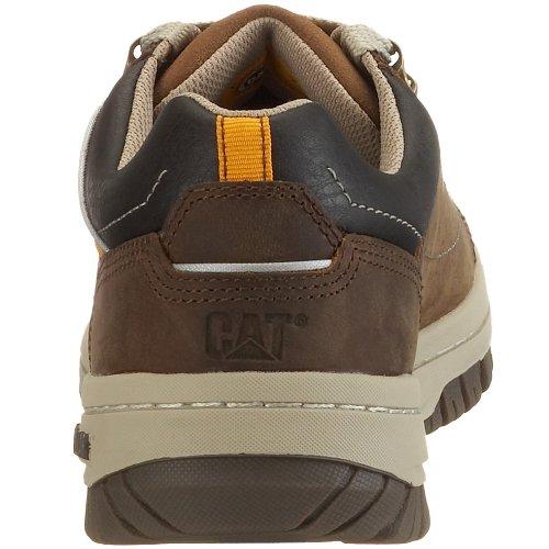 Caterpillar Apa, Cheville Chaussures Lacées Homme Beige (Dark Beige)