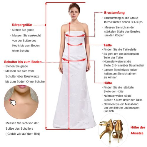 Gorgeous Bride Modisch Ein-Traeger Empire Satin Mini Brautjungfernkleid Cocktailkleid Partykleid Gelb