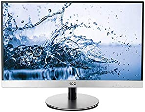 AOC LED Monitor with HDMI, VGA and Built in Speakers (27-inch)