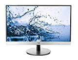 #8: AOC LED Monitor with HDMI, VGA and Built in Speakers (27-inch)