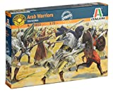 Italeri 6055 Arab Warriors Colonial Wars soldatini in plastica scala 1:72