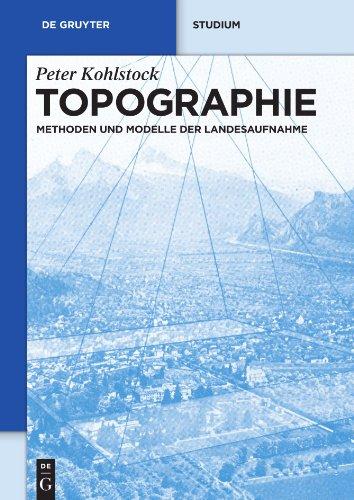 Topographie (De Gruyter Studium)