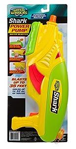 Buzz Bee Agua Guerreros-Pistola de Agua (Capacidad para (Agua) Color Puede Variar