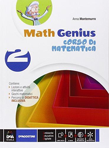 Math genius. Palestra matematica. Per la Scuola media. Con e-book. Con espansione online: 2