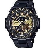 Casio G-Shock G Steel Series - GST 210 - Black / One Size
