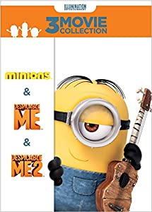 Despicable Me 3-movie Coll