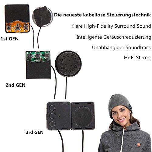 Cappello Bluetooth Musica Beanie ca3d3a856651