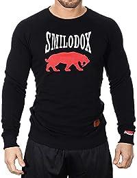 Smilodox Herren Sweatshirt Classic