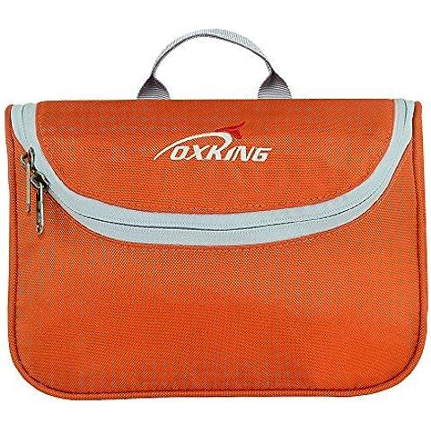 Mountaintop® M5836 - Beauty case impermeabile da viaggio