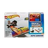 Mattel Hot Wheels dww94Track Builder Kit basique avec véhicule démarrage rapide