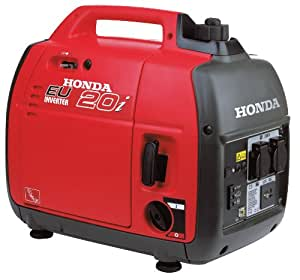 Honda - Groupe Électrogène Portable Eu-20I - Taille : 51,2 X 42,5 X 29 Cm