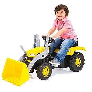Dolu - Tractor a Pedales con Pala Excavadora (6268051)