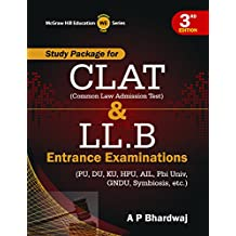 Study Package for CLAT & LLB
