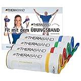 Thera-Band Taschen-Set je 1 x gelb