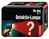 Kosmos 631161 - Die drei ???  Detektiv-Lampe