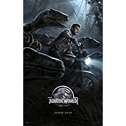 Jurassic World (UHD + BD) [Blu-ray]