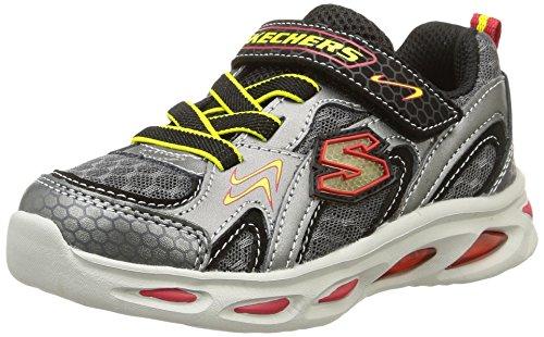 SkechersIpoxRayz - Sneaker Ragazzo Argento (Silber (GURD))