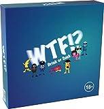 WTF!? Drink or Suck Trinkspiel / lustiges Partyspiel ab 4 Spielern / Einfach zu erlernen / Ideal für Geburtstag, JGA, H