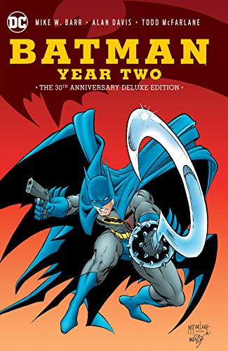 Batman: Year Two 30th Anniversary Deluxe Edition (Detective Comics (1937-2011)) (English Edition)