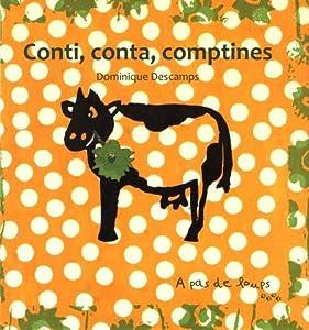 """Afficher """"Conti, conta, comptines"""""""