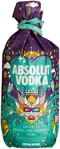 Absolut Vodka Original 0,7L - Lollapalooza Festival Edition