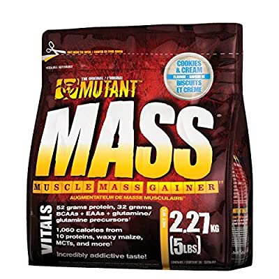 Mutant 2.27 kg Peanut Butter Chocolate Mass from Mutant