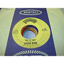 SHADOW MANN 45 RPM One By One / Come Live With Me