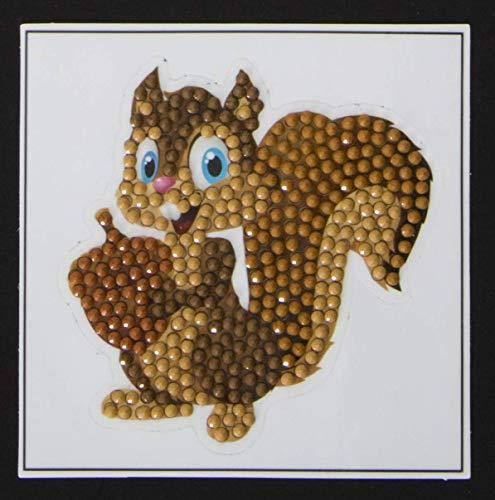 Craft Buddy Crystal Art Conjuntos de Arte Creativo, Multicolor, Talla única