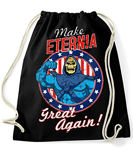 35mm - Mochila / Bolsa Skeletor Make Eternia Great Again Masters Of Th