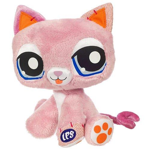 Kitty - Littlest Pet Shop Plush Wave 1
